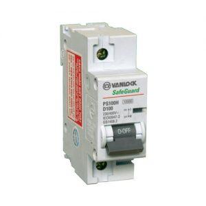 MCB 1P 80A ps100h1d80-min
