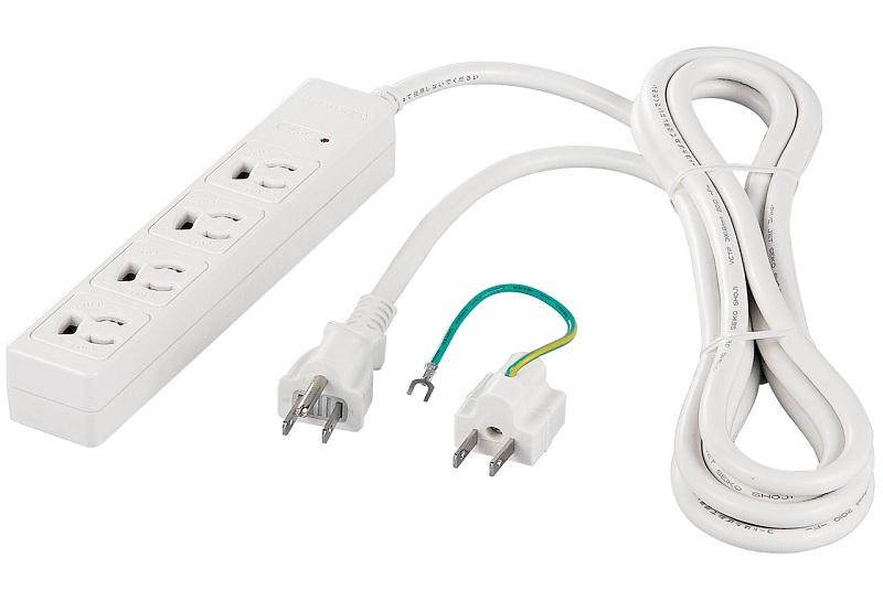 Ổ cắm điện có dây tiếp đất là gì?