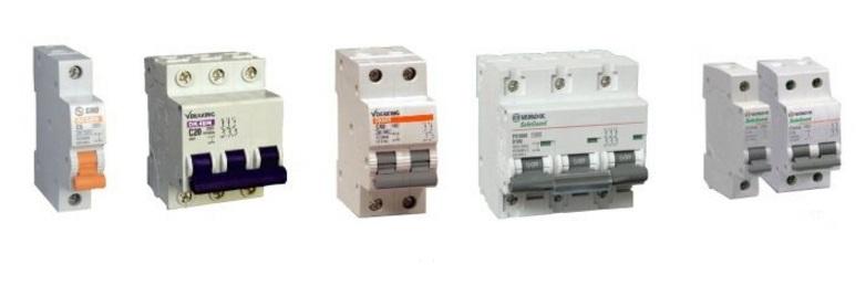 Các loại thiết bị bảo vệ hệ thống điện