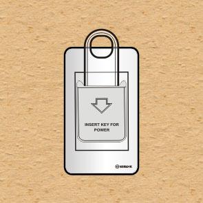 bộ chìa khóa ngắt điện sino
